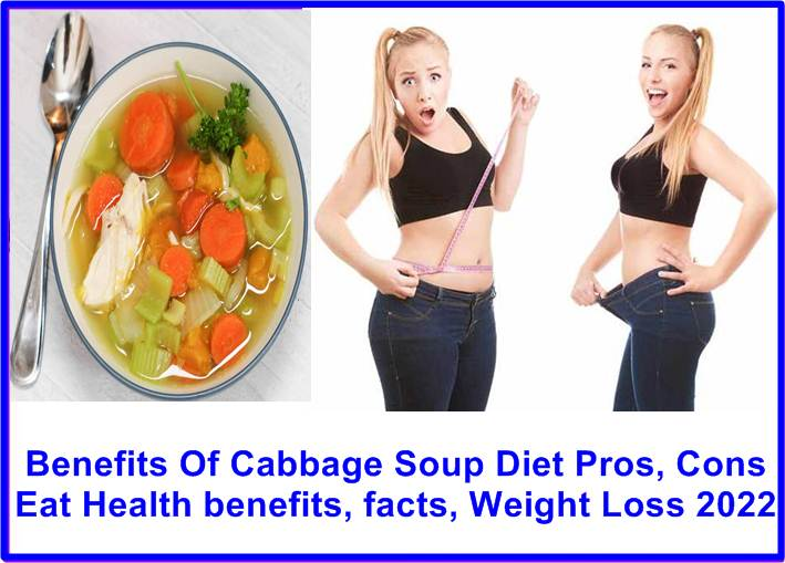 Benefits Of Cabbage Soup