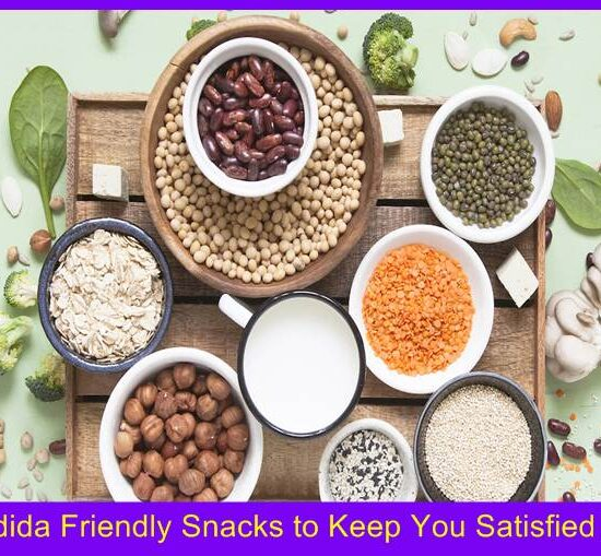 Candida Friendly Snacks
