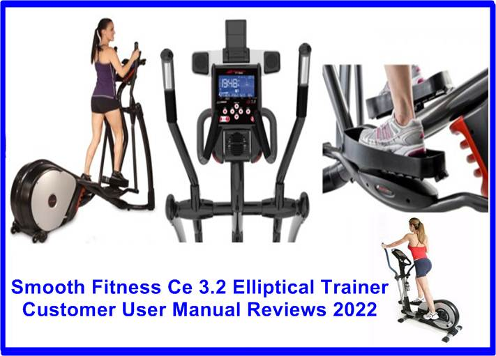Smooth Fitness Ce 3.2