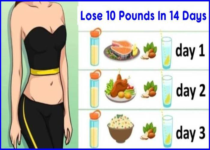 lose 10 pounds in 14 days